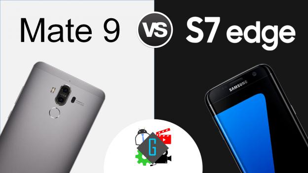 Mate 9 vs S7 Edge