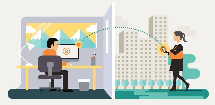 transferencias bitcoin